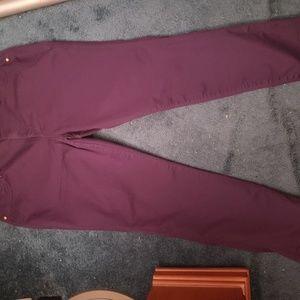 Style&Co purple plus sz 18w jeans